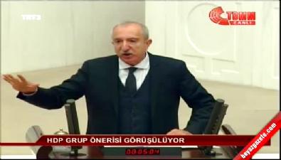 Miroğlu'ndan HDP sıralarını susturan sözler