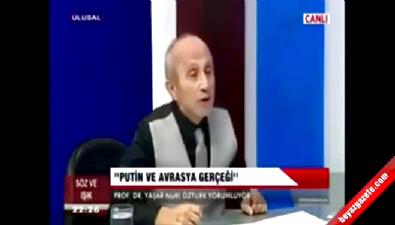 Yaşar Nuri: Putin'den Mü'min kokusu geliyor