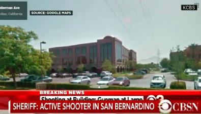 California'da silahlı saldırı! Çok sayıda ölü ve yaralı var