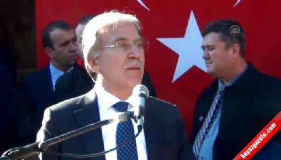 Mehmet Ali Şahin'den Demirtaş'a gönderme