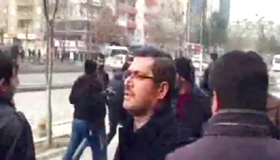 Polisten HDP'li vekili tokat gibi cevap