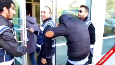 Türkü söyleyip güle oynaya gittikleri adliyede tutuklandılar