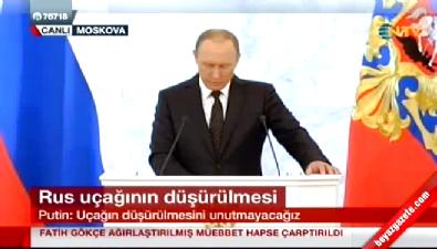 Putin'den Türkiye'ye tehdit: Pişman olacaksınız