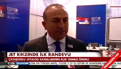 Dışişleri Bakanı Mevlüt Çavuşoğlu'ndan ilk açıklama