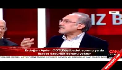 Erdoğan Aydın: ODTÜ başörtüsünü savundu