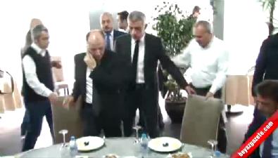 Trabzonspor'da barış toplantısı