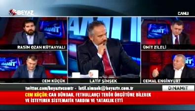 Cemal Enginyurt: Fethullah Gülen güç zehirlenmesi yaşadı