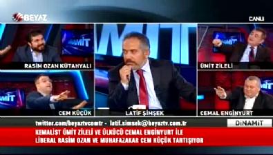 Cem Küçük: Mit tırları durdurulduğunda CİA Ankara'yı aradı