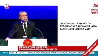 Cumhurbaşkanı Erdoğan'dan Rusya'ya hodri meydan!