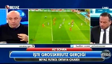 Beşiktaşlı oyuncular Sinan Engin'i kızdırdı