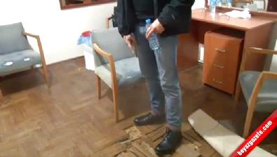 Emre Kınay'ın salon isyanı