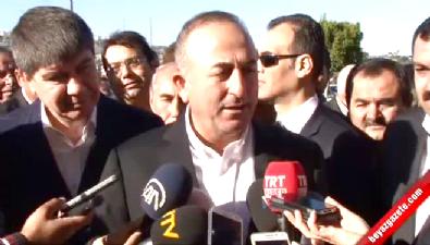 Dışişleri Bakanı Mevlüt Çavuşoğlu: Provokasyon var, tacizkar bir geçiş