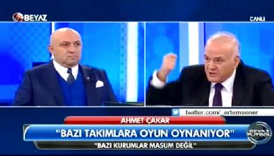 Türk hakemliğinin Allah belasını versin