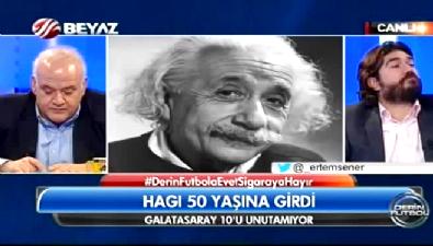 Ahmet Çakar: Einstein aşağılık bir adamdı