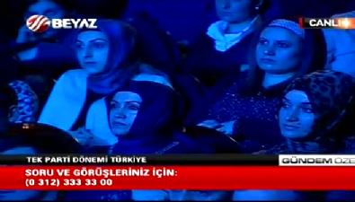 Gökçek: CHP türbanlı bayanları domuza benzeten karikatüristi övdü