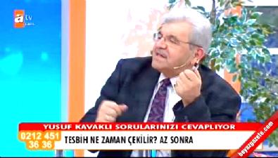Yusuf Kavaklı Hoca'dan Kabir azabı açıklaması...