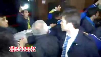 Aziz Yıldırım Gaziantep'te çılgına döndü
