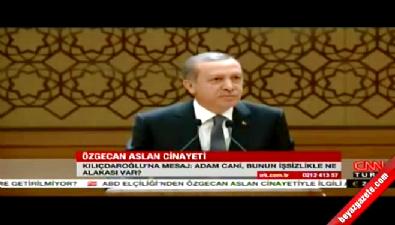Erdoğan: Bu feministlerin dinimizle ilgisi yok
