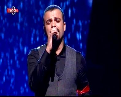 gokhan ozoguz - O Ses Türkiye'de Finale Kalan Emrah Güllü Yazımı Kışa Çevirdin Şarkısı