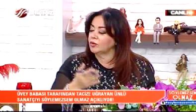 Oya Aydoğan açıkladı: Nazan Öncel'e üvey baba tacizi