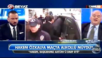 Tuna Aktürk: 'Demirören ve Namoğlu özür diledi'