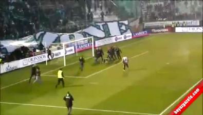 Yunanistan Süper Ligi durduruldu