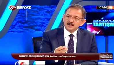 Mehmet Özhaseki: Abdullah Gül iftiharımız oldu
