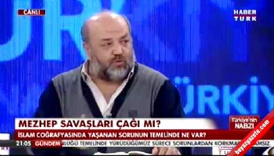 İhsan Eliaçık: İslam'daki şiddetin batıyla ilgisi yok