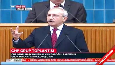 Kılıçdaroğlu yine fena gaza geldi