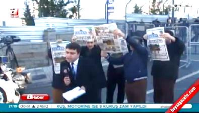 A Haber canlı yayını engellendi