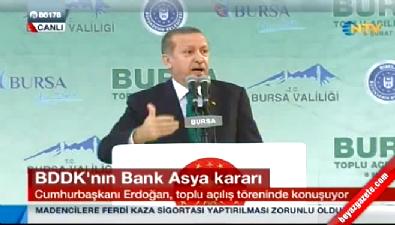 Cumhurbaşkanı Erdoğan: Patronları kim araştırın
