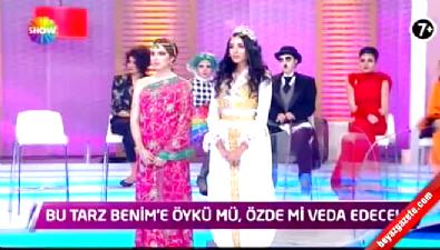 Show TV Bu Tarz Benim 7 Şubat Eleme Gecesi - Öykü Ekinci mi Özde Özkan mı elendi?