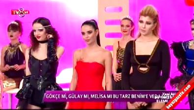 ugurkan erez - TV8 Bu Tarz Benim 7 Şubat Eleme Gecesi Gökçe Markal mı Gülay Hançer mi Melisa Şahin mi veda etti?