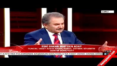 Namık Kemal Zeybek: İnşallah MHP-CHP koalisyonu olur
