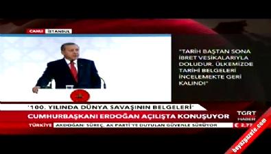 Cumhurbaşkanı'ndan Demirtaş'a kukla cevabı