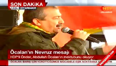 İşte Abdullah Öcalan'ın Nevruz mesajı