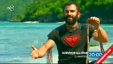 Doğukan Manço ve Turabi arasında aduket kavgası (Survivor All Star)