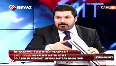 Savcı Sayan, Kılıçdaroğlu'nu o manşetle vurdu