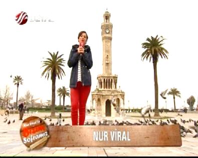 Nur Viral ile Bizim Soframız 31.03.2015 İzmir/Konak