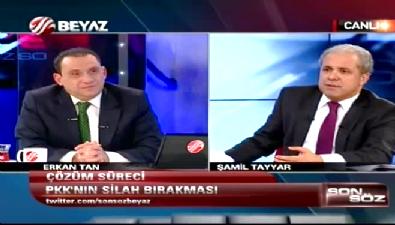 Şamil Tayyar: Neyin efeliğini yapıyorsun