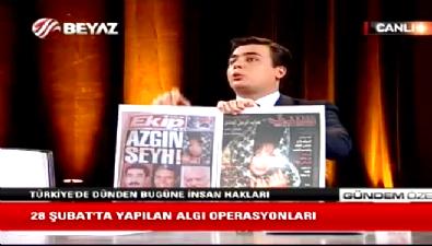 Osman Gökçek, 28 Şubat'ta yapılan algı operasyonlarını açıkladı