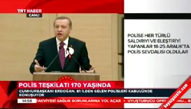Cumhurbaşkanı Erdoğan: İç Güvenlik yasasını imzalayacağım