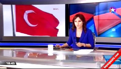 Yıldızsız Türk Bayrağı Nazlı Çelik Bilgili'yi kızdırdı