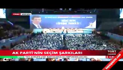 AK Parti'nin seçim şarkıları belli oldu