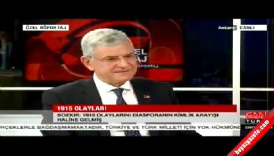 Volkan Bozkır: Talat Paşa telgrafı dahil düzmece sahte