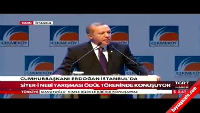 Erdoğan: Biz işte böyle bir gençlik istiyoruz