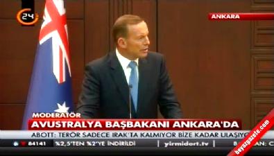 Avustralya Başbakanı'ndan Türkiye'ye övgü dolu sözler