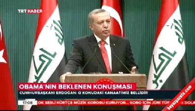 Cumhurbaşkanı Erdoğan soykırım iddiaları hakkında konuştu