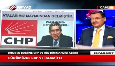 Gökçek: Dünkü CHP ile bugünkü CHP arasında hiç bir fark yok