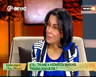 Cemalnur Sargut ile Aşka Yolculuk 26.04.2015